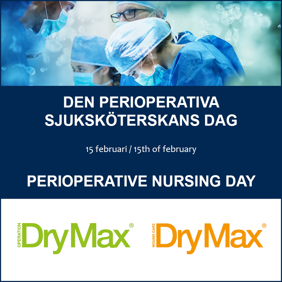 perioperative nursing day drymax superabsorbent products